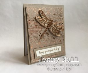 Dragonfly Dreams by Jenny Hall at www.jennystampsup.com