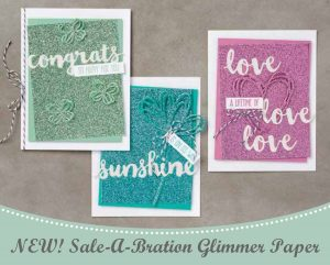 Yours free with a $50 product purchase! Shop onine at www.jennystampsup.com
