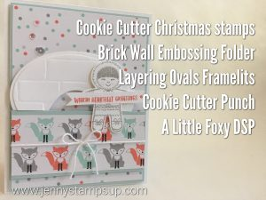 Cookie Cutter Christmas make an eskimo and igloo by Jenny Hall www.jennystampsup.com