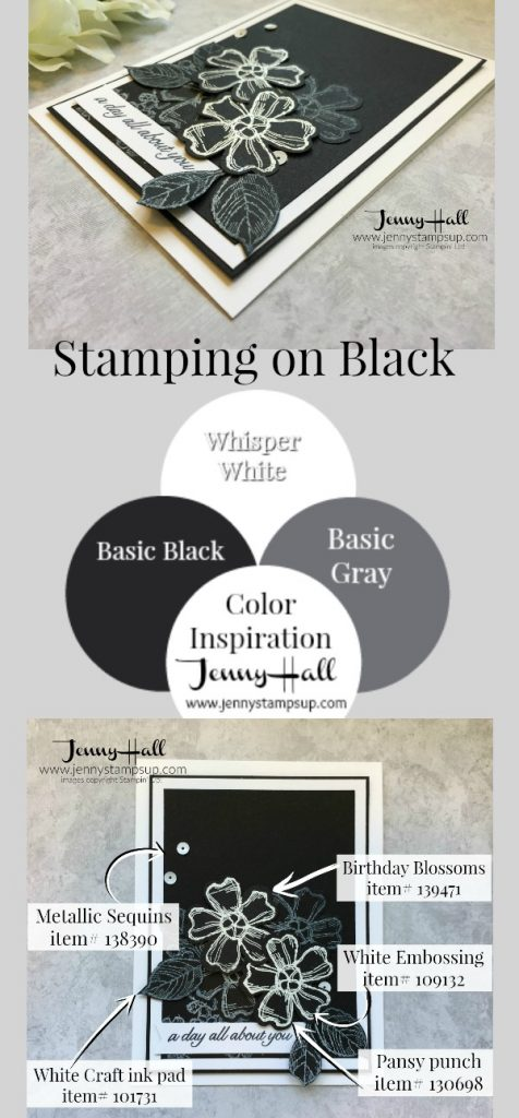 stamping on black www.jennystampsup.com
