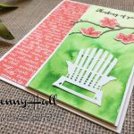Watercolor Wash Colorful Seasons by Jenny Hall at www.jennystampsup.com