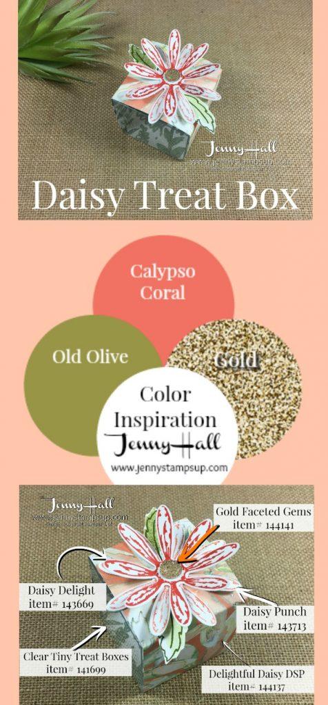 Daisy Treat Box 1d