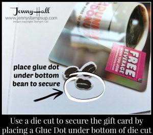 gift card holder
