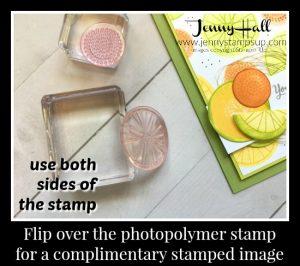 repurposing stamps