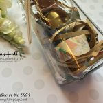 paper curls in a glass jar using stampin up products with Jenny Hall at www.jennystampsup.com for cardmaking, papercrafts, video tutorials and scrapbooking