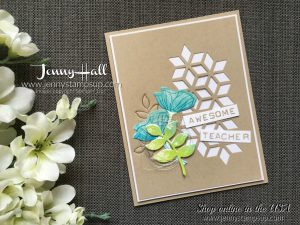 Teacher Gifts with Oh So Eclectic by Jenny Hall at www.jennystampsup.com