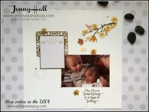 scrapbooking global blog hop by Jenny Hall at www.jennystampsup.com