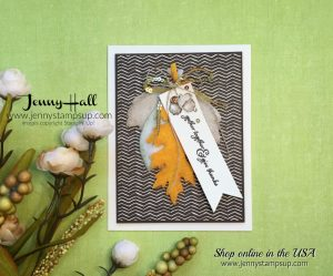how to add felt to a handmade card by Jenny Hall from www.jennystampsup.com for cardmaking, scrapbooking, kid friendly crafts, home decor, video tutorials and more!