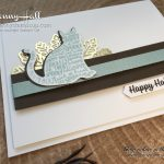 Cat Punch clean and simple card by Jenny Hall at www.jennystampsup.com for cardmaking, video tutorials, papercraft gift giving, scrapbooking ideas and more!