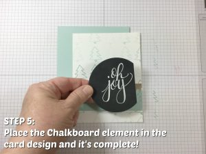 chalkboard technique