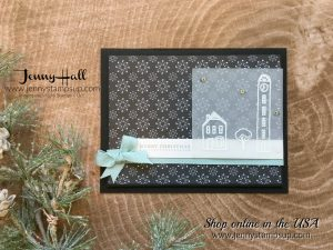 November OSAT Blog Hop card by Jenny Hall at www.jennystampsup.com for Stampin' Up! products, cardmaking, papercraft gifting, free video tutorials, scrapbooking and more!