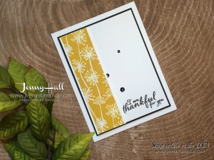 october stampin dreams blog hop card by Jenny Hall at www.jennystampsup.com for cardmaking, video tutorials, scrapbooking, arts and craft supplies and more!