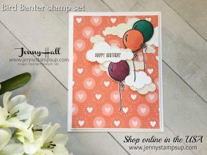2018 OnStage Display Stamper Blog Hop Jenny Hall at www.jennystampsup.com