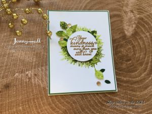 Painted Harvest stamp set card by Jenny Hall at www.jennystampsup.com for cardmaking, scrapbooking, papercraft gift giving, video tutorials and more!