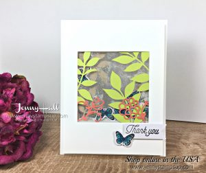 Paper Pumpkin December 2017 Kit Flora and Flutter Kit cards by Jenny Hall at www.jennystampsup.com for #cardmaking #stampinup #paperpumpkin #apaperpumpkinthing #paperpumpkinbloghop #glimmerpaper #cardmakingkit #jennystampsup #jennyhallstampinup #jennystampsup #videotutorials #scrapbooking and more!