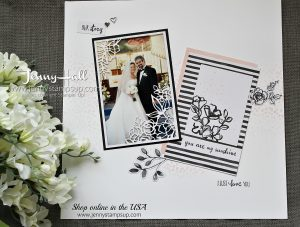 Scrapbook Sunday Blog Hop page by Jenny Hall at www.jennystampsup.com for cardmaking, scrapbooking, video tutorials and more!
