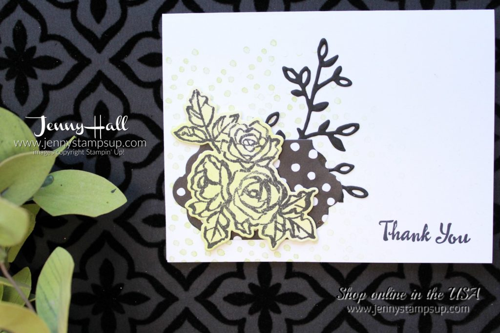How I use paper scraps Petal Palette card by Jenny Hall using Stampin Up products visit me at www.jennystampsup.com for #cardmaking #scrapbooking #cardmakingvideos #videotutorials #jennystampsup #jennyhallstampinup #jennyhalldesign #petalpalette #lemonlimetwist #easythankyoucard #stampinup #2018occasionscatalog #2018saleabration