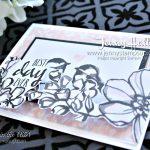 January Creating Kindness Blog Hop card by Jenny Hall #fancyfold #fancyfoldcard #cardmaking #papercraft #stamping #stampinup #artsandcrafts #kidfriendlycraft #petalpalette #swingfoldcard #cardmakingtechnique #lovebirds #valentinesdaycard #jennyhalldesign #jennyhalllstampinup #jennystampsup #memoriesandmore #simplediy #cardmakingtechnique #cardmakingdesign