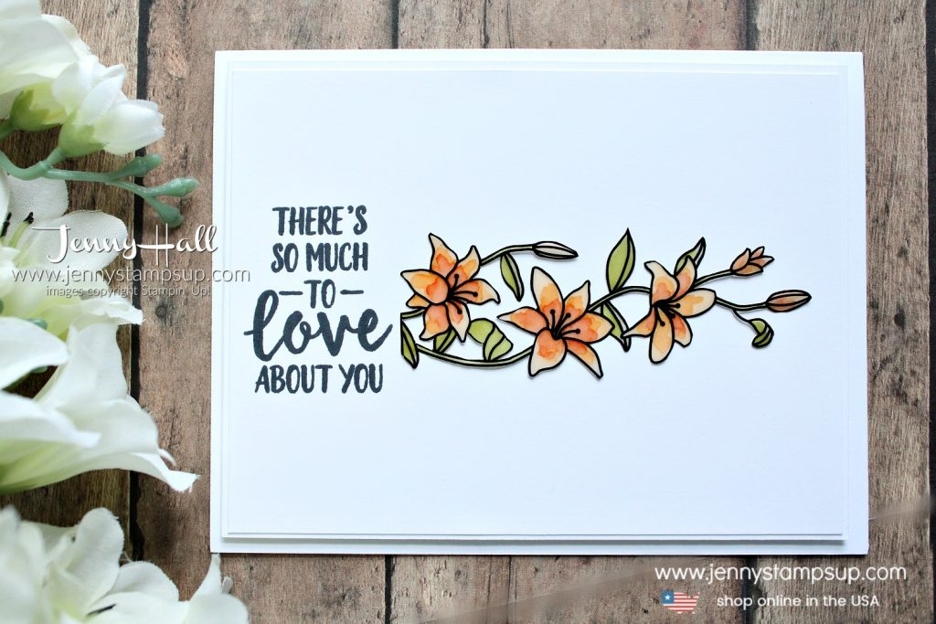 May Intl Highlights Winners Blog Hop card created by Jenny Hall at www.jennystampsup.com for #abstractimpressions #gracefulglassvellum #jennyhall #jennyhalldesign #jennystampsup #stampinblends #tigerlily #daylily #stampinup #youtuber #kyliesinternational #bloghop #handmadecard #rubberstamp #watercolorpainting #paperembossing #lifestyle #crafts #craftsforkids #kindness #newlisting #summer