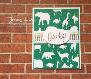 All Things Thanks by Jenny Hall at www.jennystampsup.com