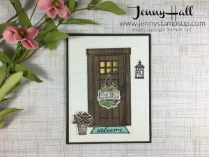 At Home With You by Jenny Hall at www.jennystampsup.com