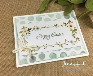Hello Lovely by Jenny Hall www.jennystampsup.com