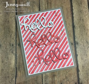 HelloYou1 by Jenny Hall