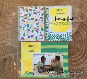 July 2017 Paper Pumpkin kit