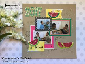 June 2017 Paper Pumpkin Kit