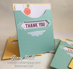 Pretty Pocket card kit