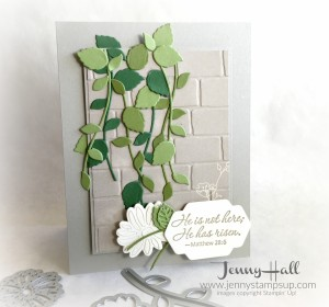 Stylish Stems Easter card by Jenny Hall www.jennystampsup.com