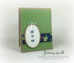 Sunshine Sayings by Jenny Hall www.jennystampsup.com