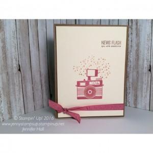 Pun Intended pink camera